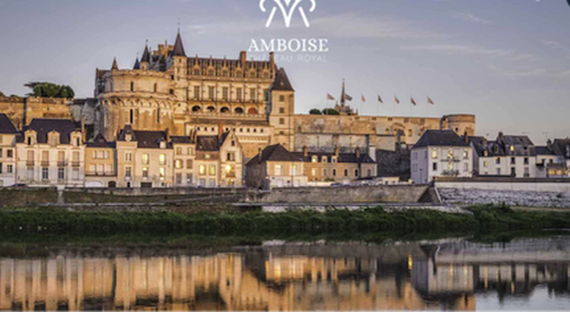 The USTV-DGG confernce was to have included a trip to nearby Amboise royal castle.