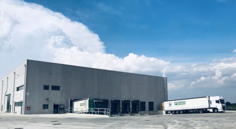 Fenzi Group to upgrade its Italian hub with new logistics centre