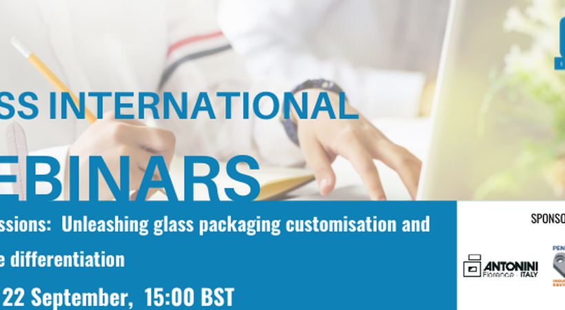 O-I to talk during packaging webinar