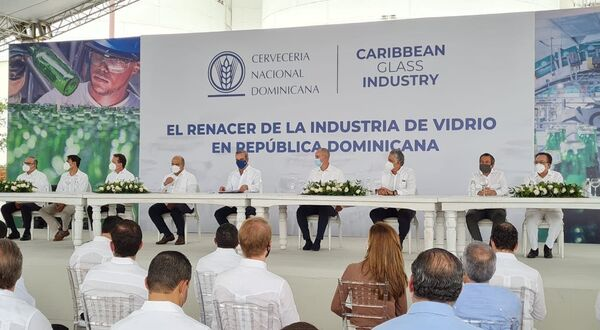 Dominican Republic to build container glass manufacturing facility
