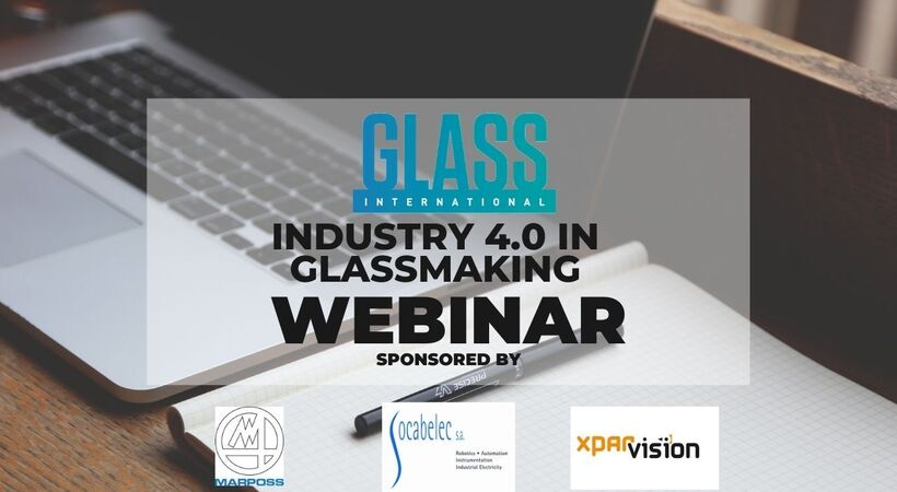 A discussion about digital technologies used in glass packaging manufacturing.