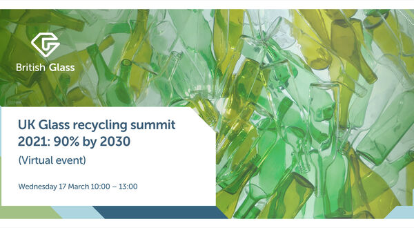 British Glass organises first annual UK Glass Recycling Summit