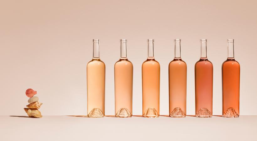 Saverglass shares insights it rosé bottle innovations