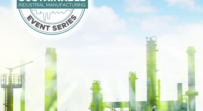 Sustainable Industrial Manufacturing (SIM) - set to be Europe's largest showcase of solutions in sustainable manufacturing.