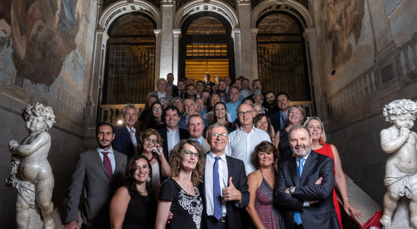 Community of Glass Associations meets in Venice