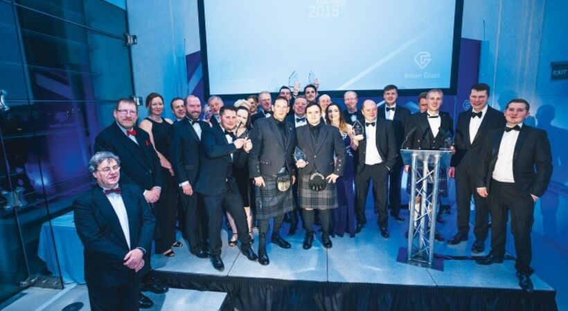 Last chance to enter 2019 British Glass Focus Awards