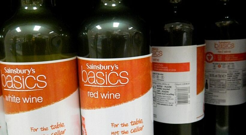 UK supermarket to increase use of glass bottles?