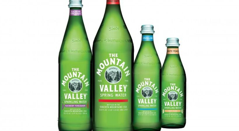 Ardagh Group secures packaging agreement for Mountain Valley Spring Water glass bottles