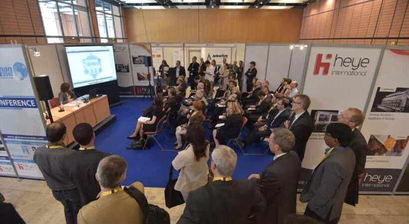 Group Rondot to exhibit at Glassman Europe