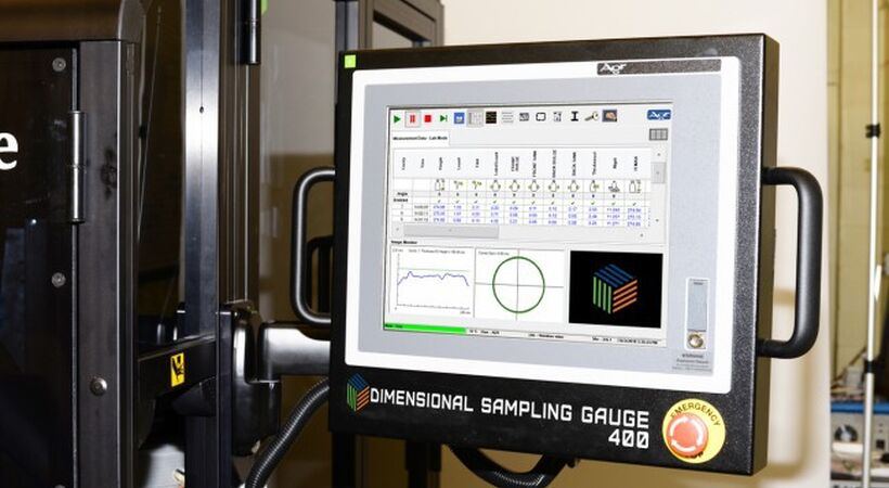 AGR International launches dimensional gauging system
