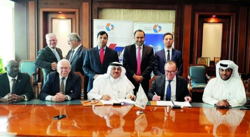 Qatar's Gulf Glass Factory signs EPC contract