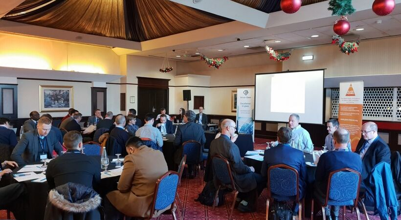 British Glass seminar explores future energy options for melting