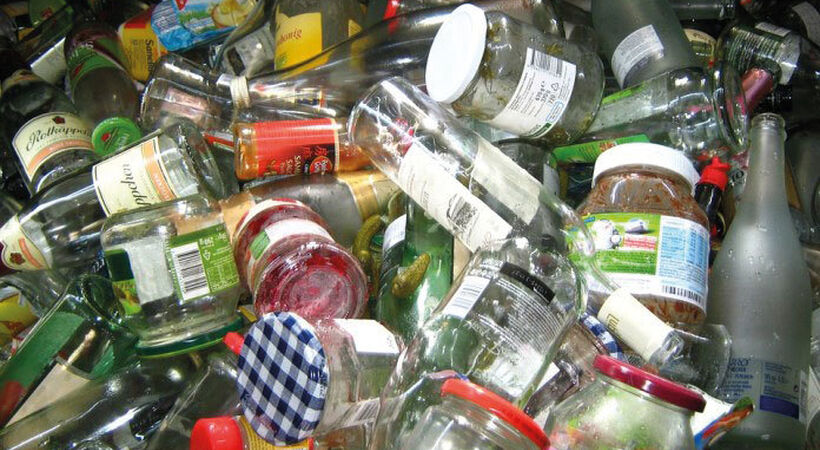 Associations join forces on glass recycling