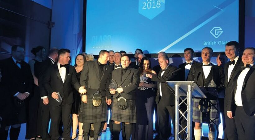 The British Glass Focus awards will be a virtual event this year