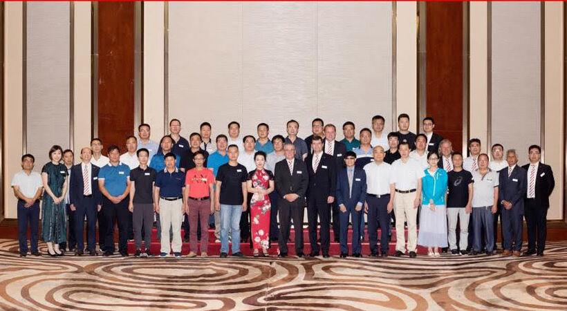 Horn Glass hosts its third technology seminar in Beijing