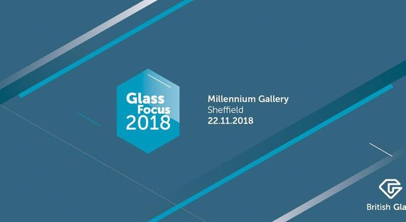 British Glass to host Glass Focus Awards 2018
