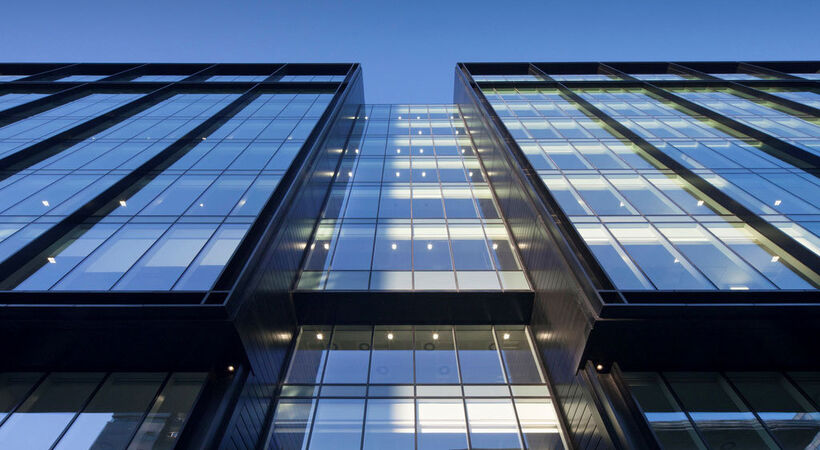 Pilkington produces solar control glazing in UK