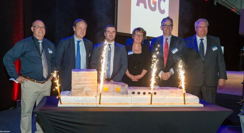 AGC Glass celebrates float plant's 120th anniversary in France