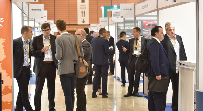 Industry leaders attend Glassman Europe