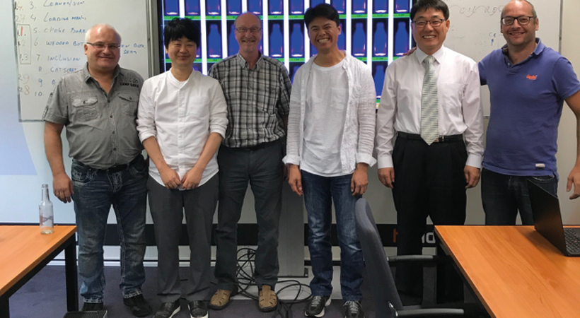 Samkwang Nonsan chooses Xpar Vision hot end systems