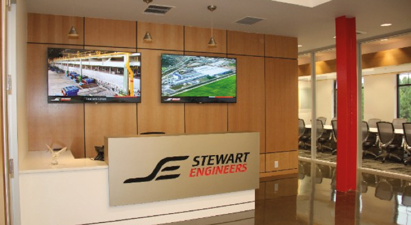 Stewart Engineers moves to new headquarters