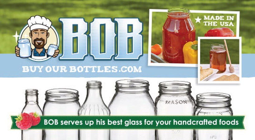 Ardagh launches website for online purchase of glass food jars and bottles by the pallet