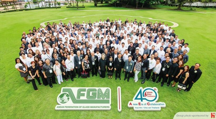 360 people attend 40th ASEAN Glass conference