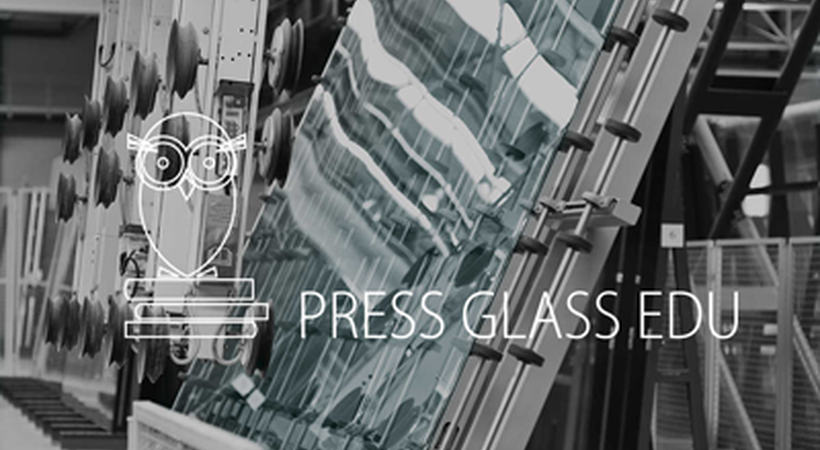 Press Glass creates educational glass animations