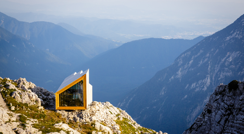 Guardian Glass aids alpine shelter research project