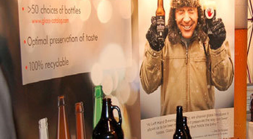 O-I to display new craft beer standards at BeerX