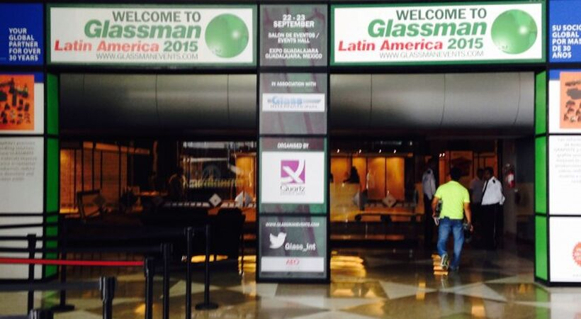 Global hollow glass event set to open its doors