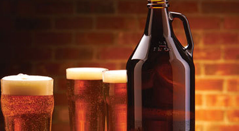 Ardagh launches 64oz Growler