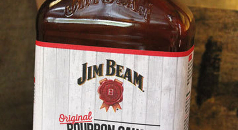 Jim Beam bottle captures flavour of American south