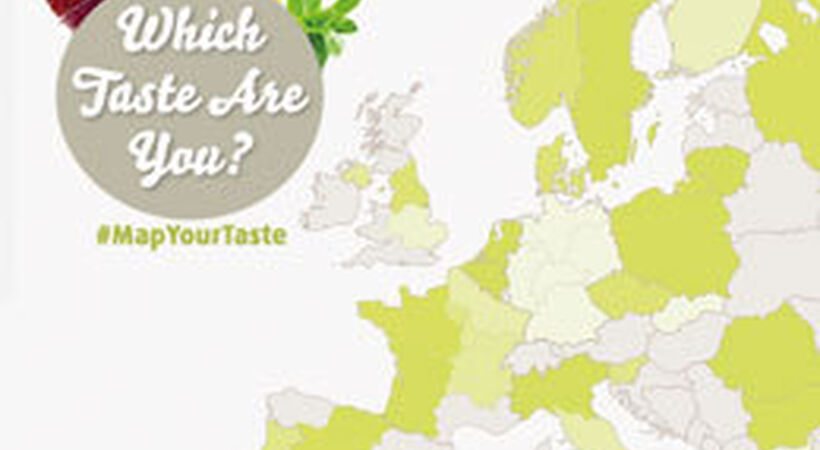 Friends of Glass invites European consumers to map their taste