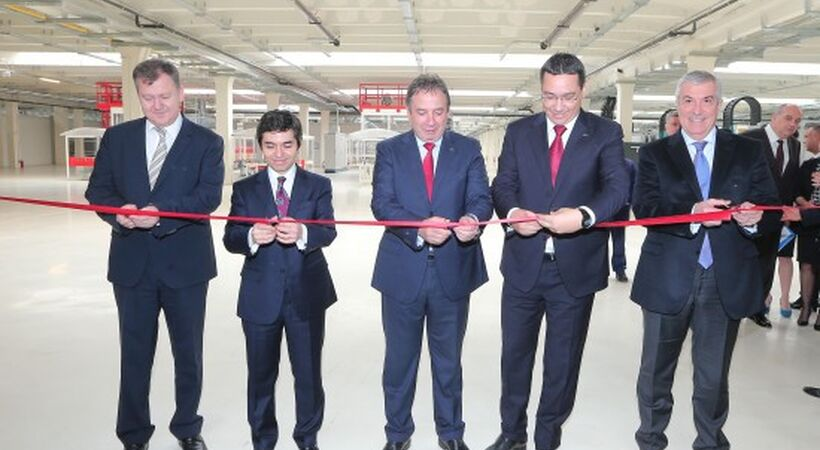 Sisecam invests €65 million in Romania
