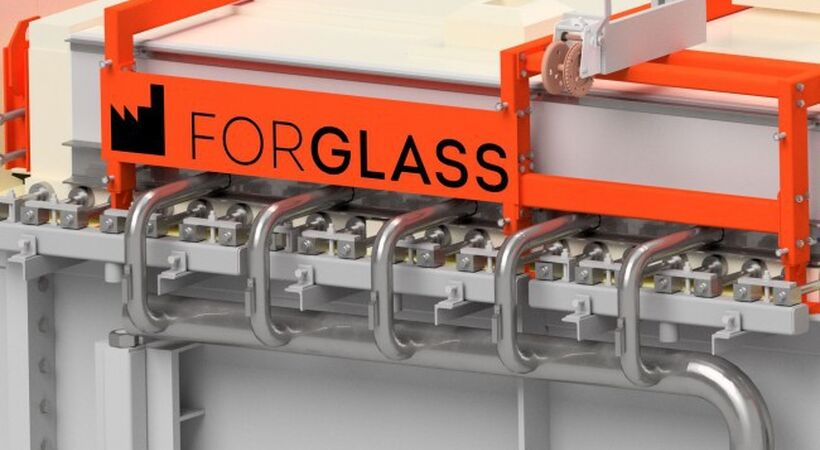 Forglass supplies furnace to Kama-Vitrum container glassworks