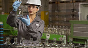 Women in the glass industry